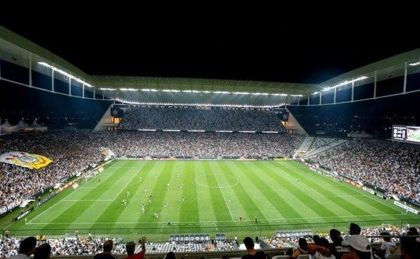 33f68670a0c0a Noite vai ser de bom público na Arena Corinthians