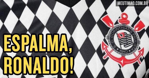 Camisa réplica do ídolo e ex-goleiro do Timão a94d16f555954