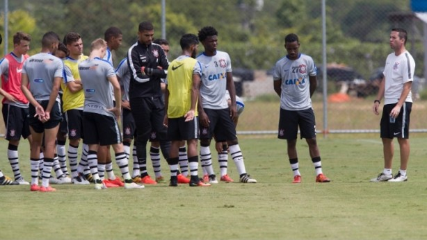 Categorias de base do Corinthians já treinam no novo CT