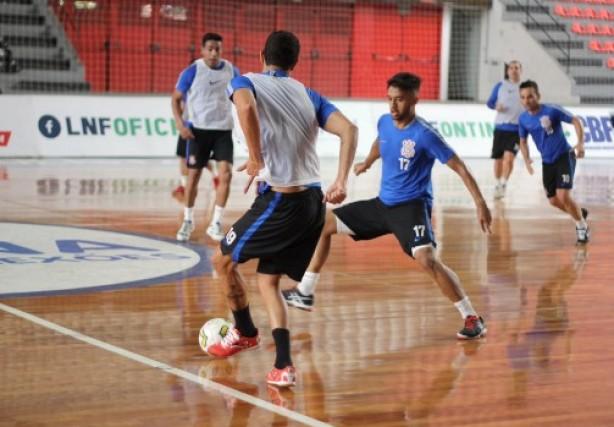 38f767ccbc6d5 Corinthians Unip se prepara para final da LNF diante do Sorocada
