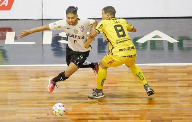 ccbd38e0cf Andrés convidou Leandro Lino a deixar futsal e migrar para o campo