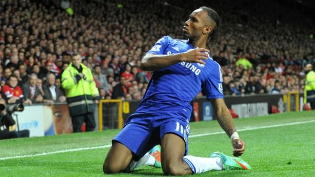 caa04525d66a0 Drogba foi ídolo do Chelsea com o número 11  camisa 9 do Corinthians segue  sem
