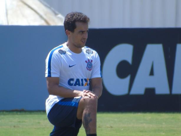 Jadson atuou por cerca de 45 minutos e tem chances de pegar o Palmeiras da445d49cccde