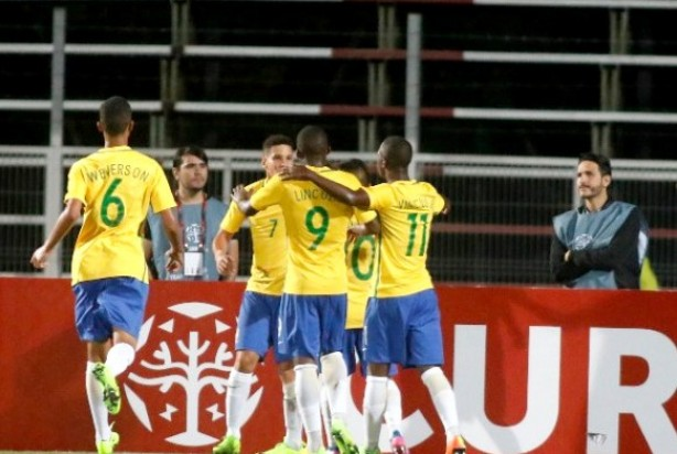 Brasil segue líder do Grupo B e se garante do Hexagonal Final da Sul-Americana Sub-17
