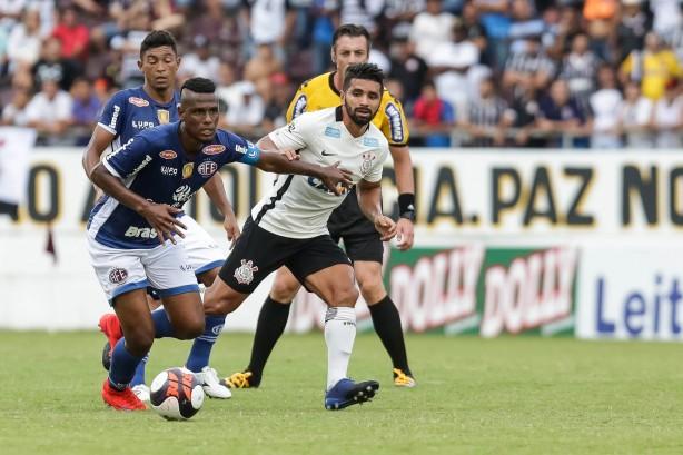 Corinthians leva gol irregular e perde para lanterna do Paulistão 32d9b8a1f1