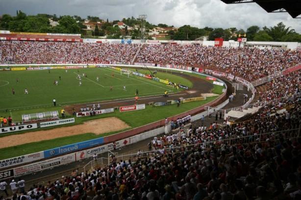 6e73620e9e Estádio Santa Cruz terá torcida única em jogo entre Corinthians Botafogo-SP