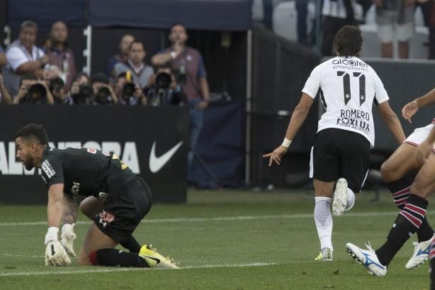 c4dd7d0747671 São Paulo iguala time do interior e se torna maior vítima de Romero ...