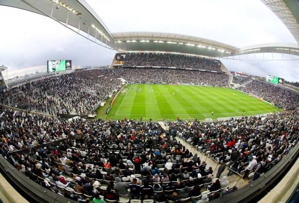 e172ff0df7 Sábado marca volta do Corinthians à Arena depois de clássico fora de casa