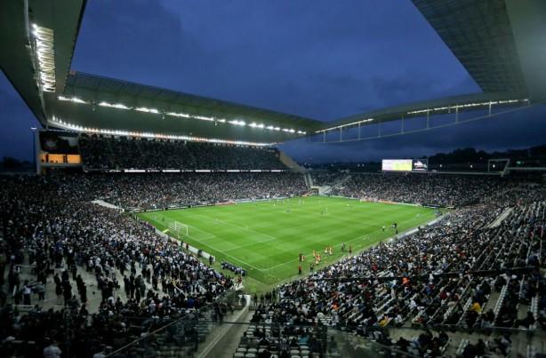 96450db632ce0 Corinthians confirma 25 mil ingressos vendidos para duelo contra o ...