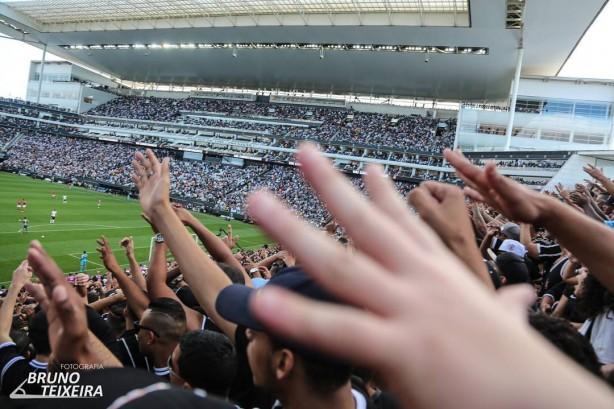 a9a85a84a4 Livro da Arena Corinthians já conta com mais de 200 apoiadores