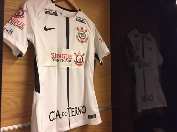 Corinthians anuncia novidade pontual no uniforme para jogo deste ... 50b4d86823a39