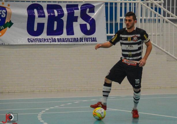 33f4857419 Quarteto do futsal do Corinthians é chamado pelo Brasil  confira lista