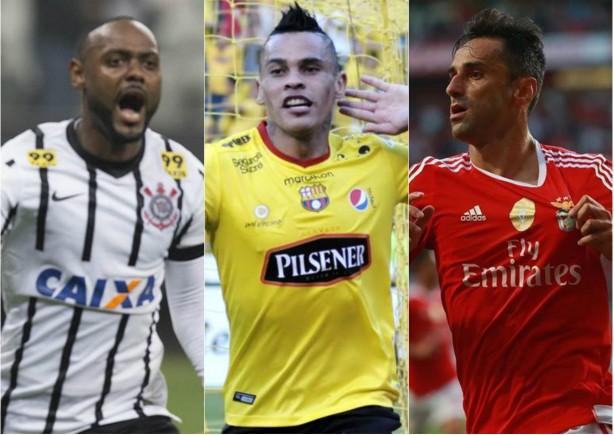 Veja sete atacantes sugeridos pela torcida do Corinthians para 2018 ... 8d167b3342e89