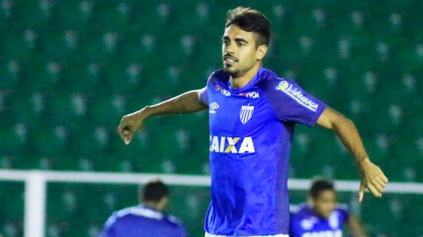 Júnior Dutra foi destaque do Avaí na temporada de 2017