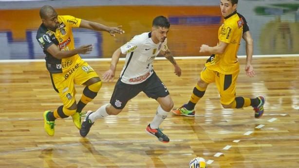 Corinthians conhece calendário da Liga Nacional de Futsal  veja ... 405aedc11186c