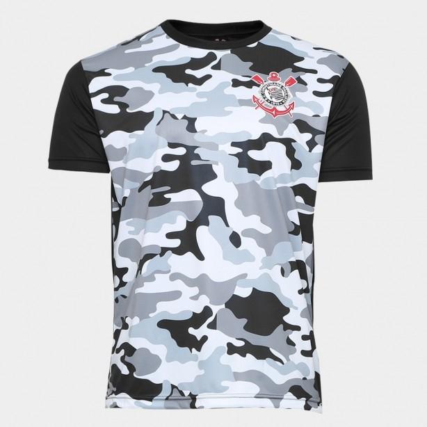 565d6c1b92 Corinthians lança camiseta semelhante a uniforme de rival e recebe ...