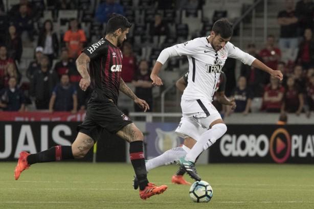 c91cf6f573 Corinthians tem mais sucesso quando não controla a posse de bola no  Brasileirão