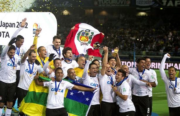 Corinthians foi bicampeão mundial em 2012 3db818106c2a8