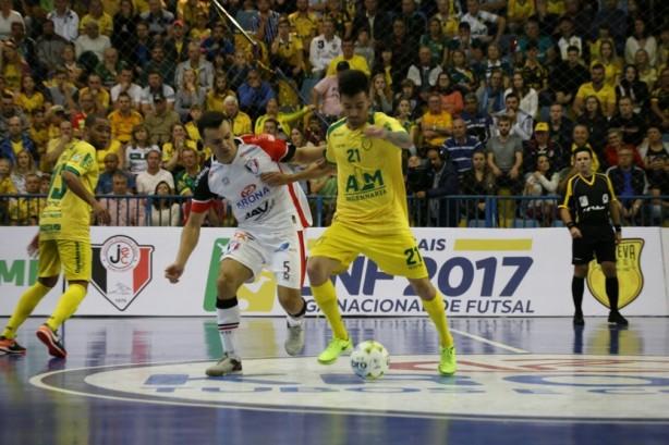 5483b8bda0 Futsal do Corinthians anuncia primeira contratação para 2018