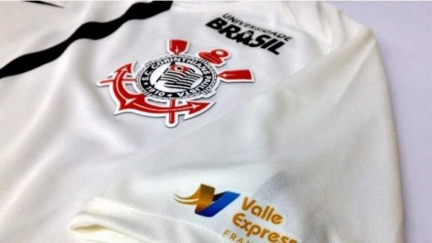 c2f8d5c456 Corinthians anuncia novo patrocinador  estreia já nesta quarta-feira