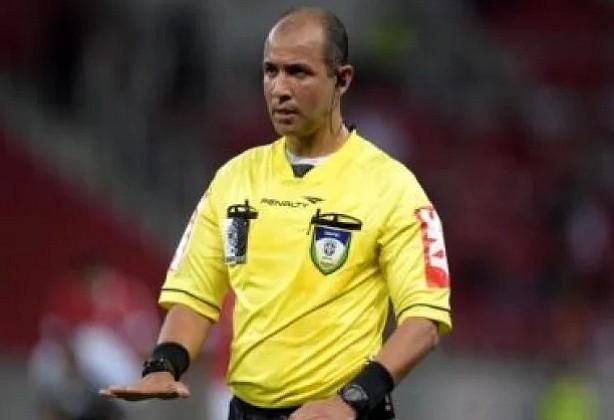 Marcelo Aparecido Ribeiro de Souza apita clássico entre Corinthians e  Palmeiras 18da5c9caaae7