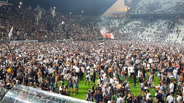 7db762e5f5 Mais de 100 mil torcedores já foram à Arena Corinthians em treinos ...