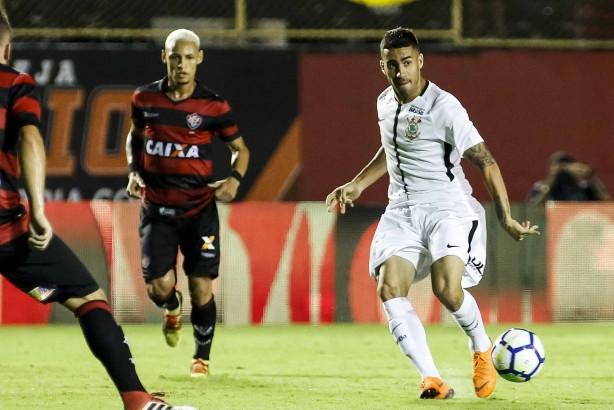 3de28b3aa2 Apenas um canal de televisão transmite Corinthians x Vitória nesta ...