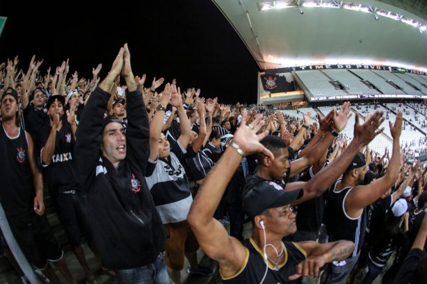 Corinthians divulga 20 mil ingressos vendidos para duelo contra ... 07dee9364a801