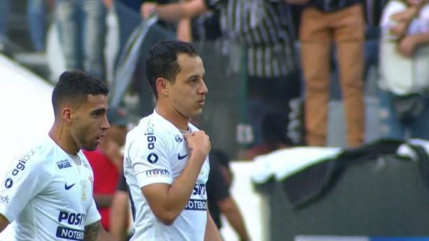Rodriguinho marcou o gol da vitória alvinegra no Dérbi 9ad6f6f21ffcc