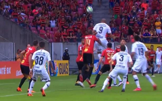 e8b2cf93eb Corinthians cede empate ao Sport e perde chance de reassumir ...