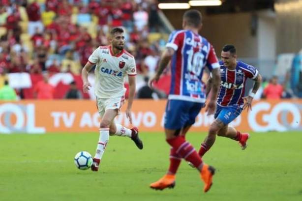 Zagueiro se recupera e reforça Flamengo contra o Corinthians  veja ... 95395fc626683