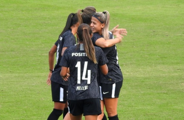 Corinthians 3 x 0 Portuguesa - Paulista Feminino 2018 edb7d2af2e