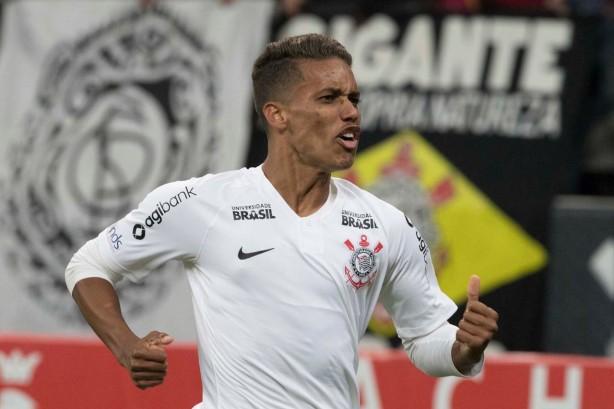 Pedrinho evitou revés do Timão na Arena Corinthians nesta quarta-feira 5530be0ca68b0