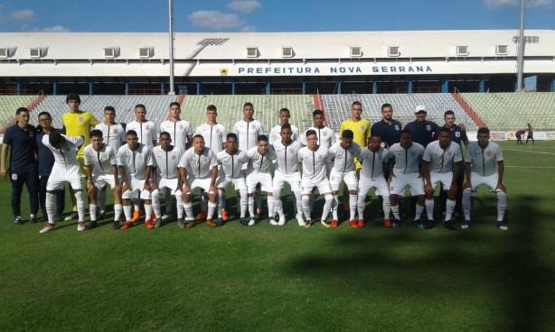 be3dae5e48 Equipe Sub-17 do Corinthians começou caminhada na Taça BH nesta terça-feira