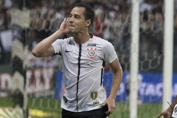 Rodriguinho marcou nesta quarta-feira o 11º gol na temporada de 2018 8020f5ae24b28