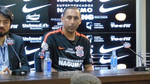 Serginho falou sobre as novidades do Corinthians Guarulhos nesta terça-feira 8ec0ebf228d8f