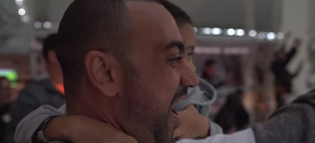 Patrocinadora do Corinthians emociona pai e filho com presente e ... 50548c9f31d23