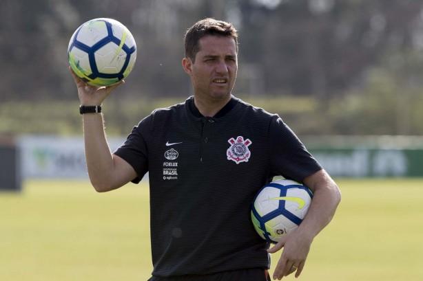 5d62c95882 Técnico do Corinthians justifica decisão por fechar treino e diz ...