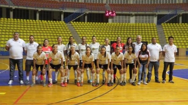 Equipe sub-20 do futsal feminino do Corinthians fez bonito e goleou por 9 a 04dd24c438176