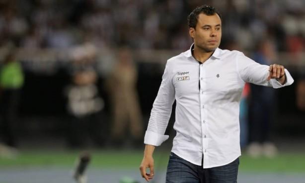 Corinthians anuncia contratação de Jair Ventura 970f42a58cedc