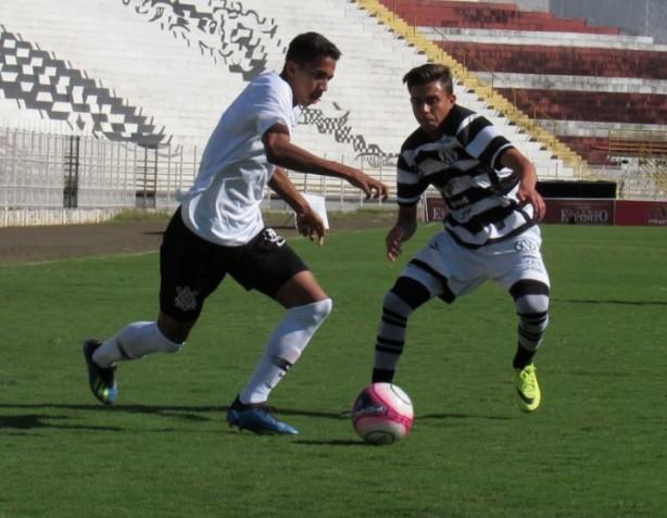 Corinthians estreia com empate na terceira fase do Paulista Sub-20 d0295b28f4c63