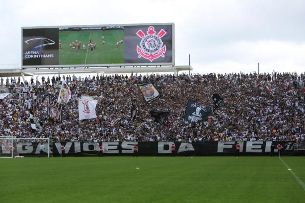 Fiel esgota ingressos para treino aberto na Arena Corinthians pré ... 5ae90f0ed9eee