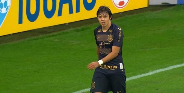 Corinthians foi derrotado pelo Flamengo nesta sexta 74cb2e147244a
