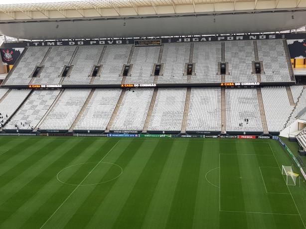 Mosaico para Ayrton Senna será exibido no Setor Leste da Arena Corinthians 80b8354202c2f