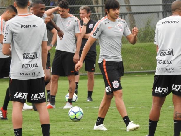 f9092671f2 Jair Ventura define escalação do Corinthians para final contra o ...