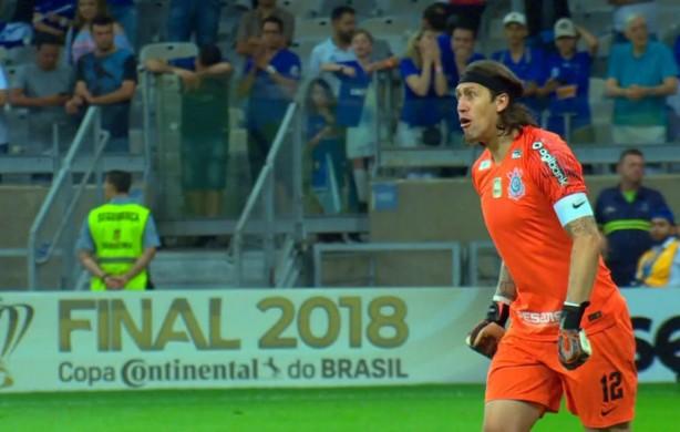 Corinthians tem noite ruim e sai atrás no primeiro jogo da final da ... c68d0e8de4df7