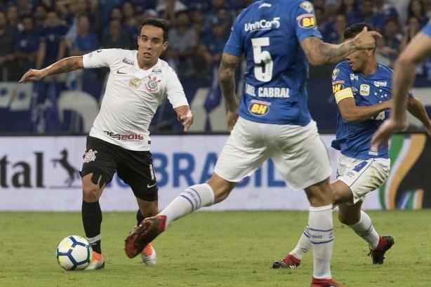 Espaço branco na camisa do Corinthians não se repetirá na finalíssima da  Copa do Brasil 35a720175264e