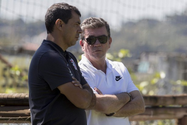 Corinthians já pensa em nomes para substituir Carille; veja os cotados