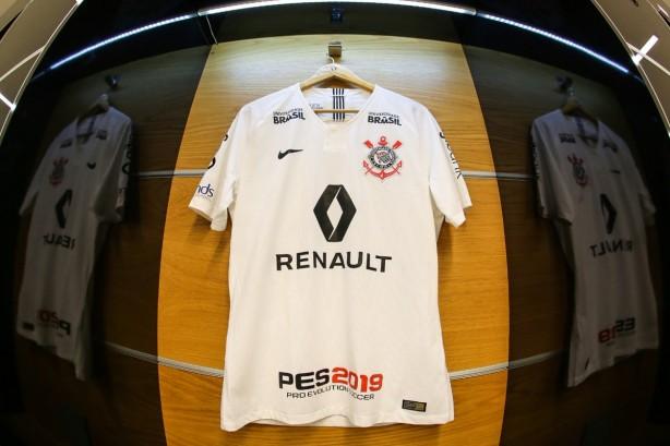 Corinthians anuncia patrocínio pontual para final  veja como vai ... 4cd6685162668