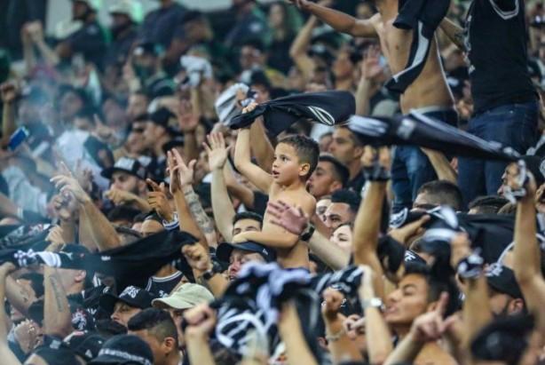 5fd0af52e5 Torcida do Corinthians deu show à parte na finalíssima da Copa do Brasil